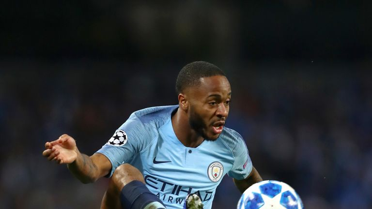 the best attitude 72025 1fb25 Raheem Sterling impresses for Manchester City against ...