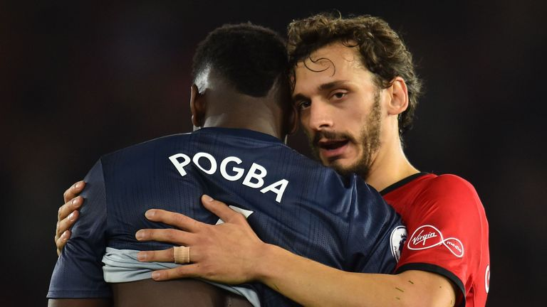Manolo Gabbiadini's time at Southampton  could be coming to an end