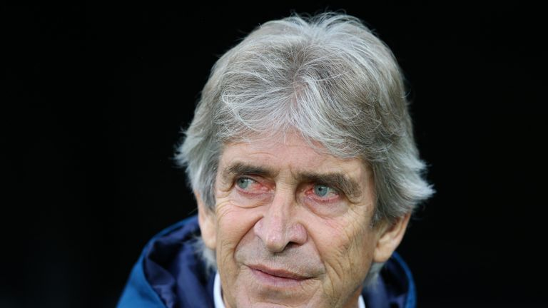 Manuel Pellegrini supports Declan Rice's decision to play for England