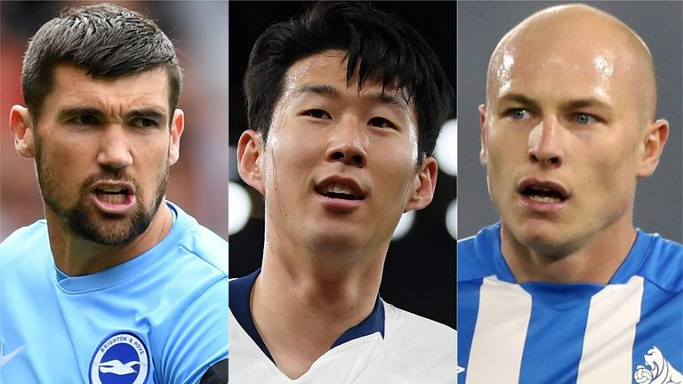 Mat Ryan, Heung-Min Son and Aaron Mooy are heading to the Asian Cup