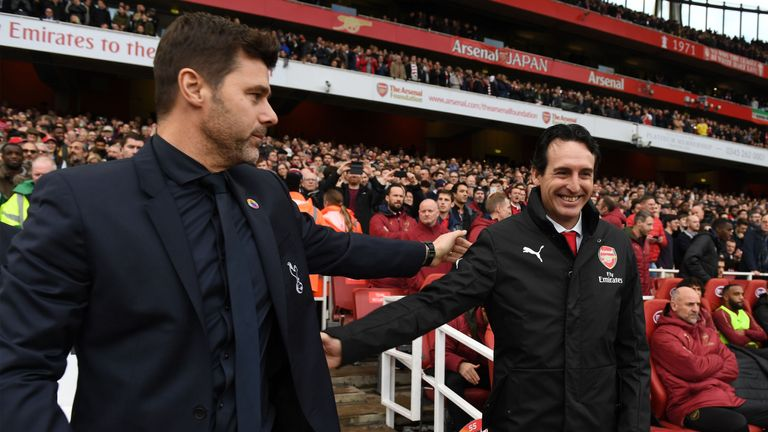 Gary Neville salutes Lucas Torreira after Arsenal's 4-2 win over Tottenham