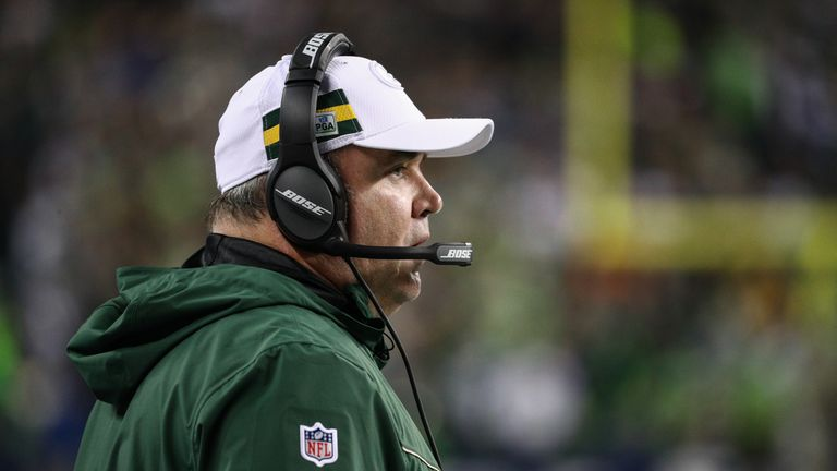Mike McCarthy was fired by the Green Bay Packers during the season