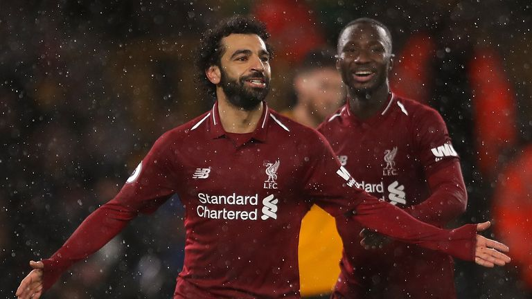 Mo Salah was the Power Rankings champion last season and has now smashed the 40,000-point threshold atop the season chart this term