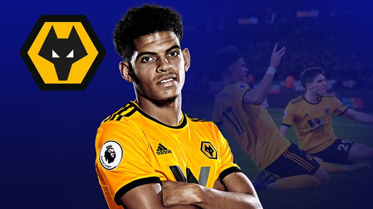 Morgan Gibbs-White was outstanding for Wolves in their win over Chelsea