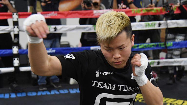 Japanese kickboxer Tenshin Nasukawa