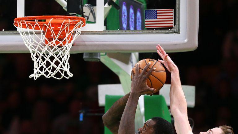 Hawks v Celtics