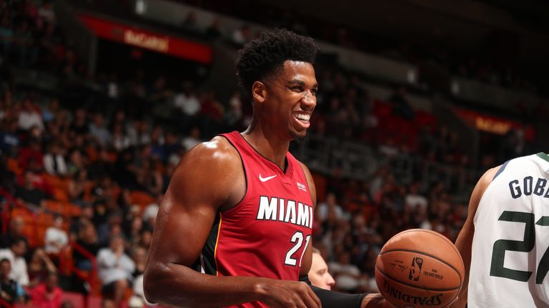 Hassan Whiteside nba