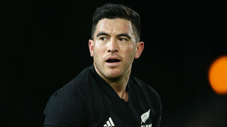 Nehe Milner-Skudder has been plagued by injuries since winning the World Cup with New Zealand in 2015