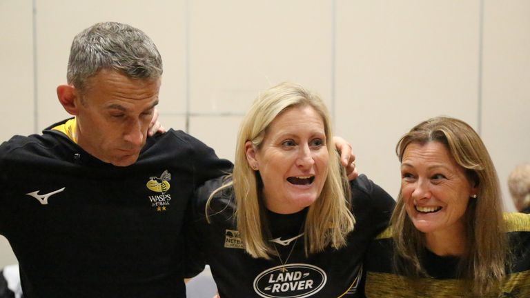 Defending champions Wasps Netball are clear on the challenge awaiting them