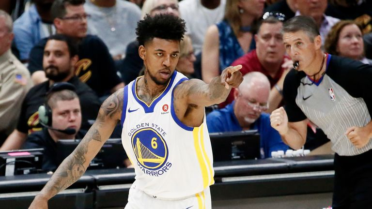 The Denver Nuggets signed veteran guard Nick Young