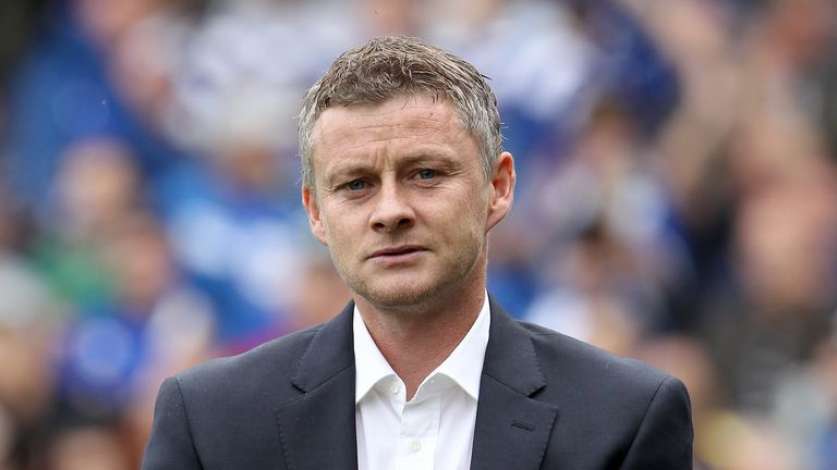 Ole Gunnar Solskjaer will begin his Manchester United managerial career at one of his old sides
