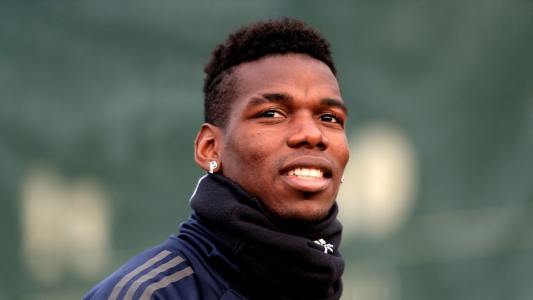 Alan Smith believes Paul Pogba can be an asset for Manchester United over the next few months