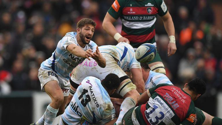 Teddy Iribaren impressed Stuart Barnes on Sunday