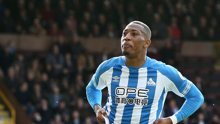 Rajiv van La Parra has featured in just five Premier League games this season