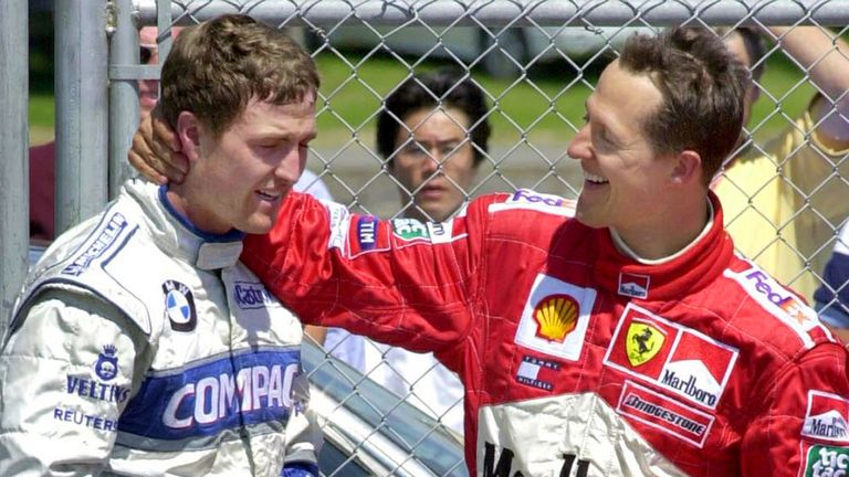 It was a race the younger Ralf Schumacher won, but Canada 2001 was the first time siblings had ever finished first and second in the same grand prix. They achieved a family one-two four more times, but with Michael ahead.