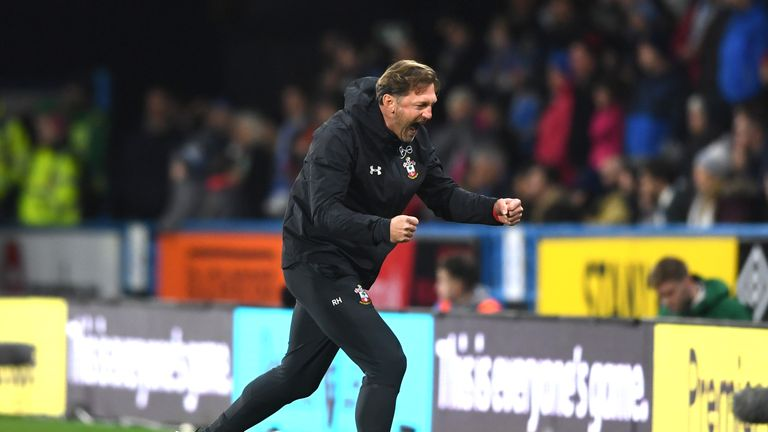 """Hodgson insists Crystal Palace are in for a """"very tough"""" game against Ralph Hasenhuttl's side"""