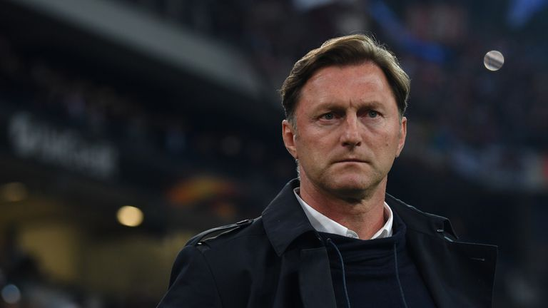 Ralph Hasenhuttl was Southampton's first choice replacement for Mark Hughes
