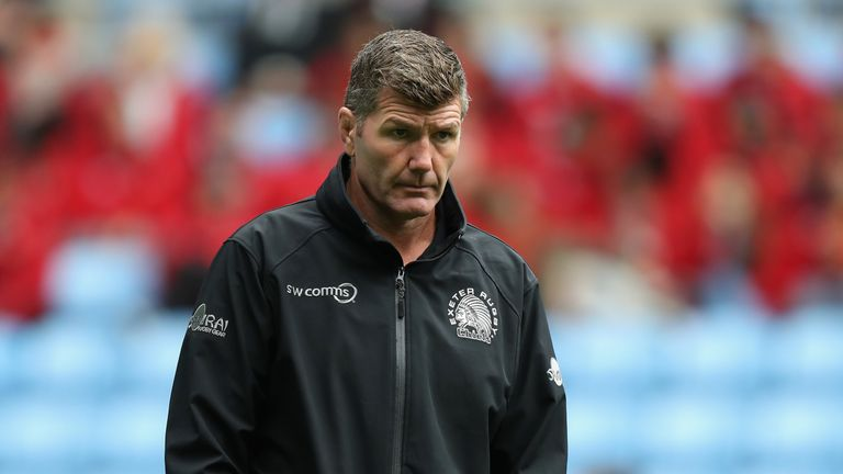 Rob Baxter does not want to succeed Eddie Jones as England head coach |  Rugby Union News | Sky Sports