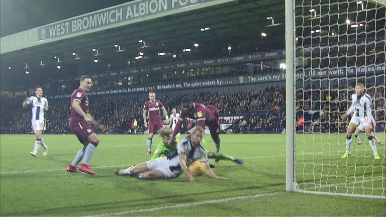 Rodriguez goal v Villa