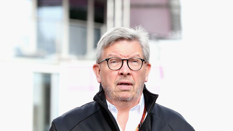 Ross Brawn says an F1 race could take place in Greater London