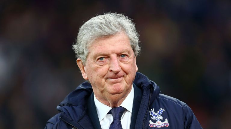 Roy Hodgson's Palace were held by Cardiff on Boxing Day