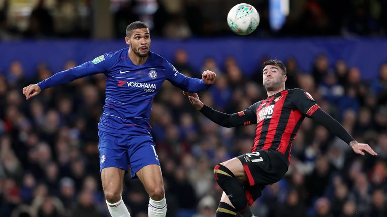 Chelsea's Ruben Loftus-Cheek is out