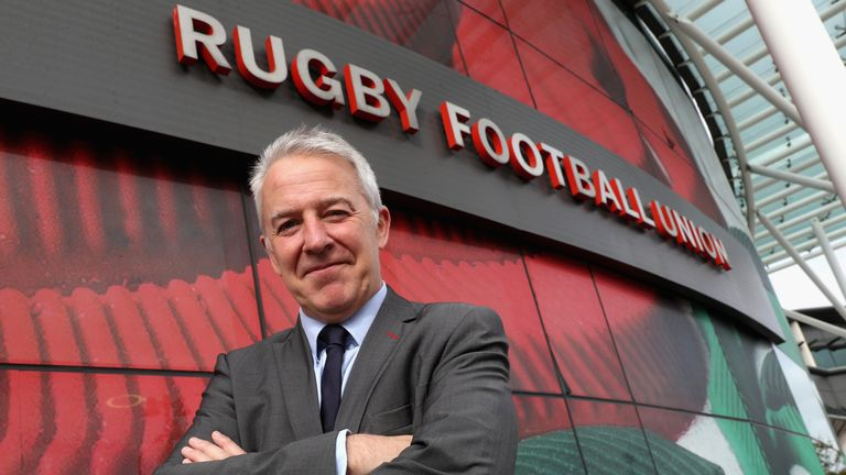 RFU interim chief executive Nigel Melville believes a change in the structure of the Premiership is necessary.
