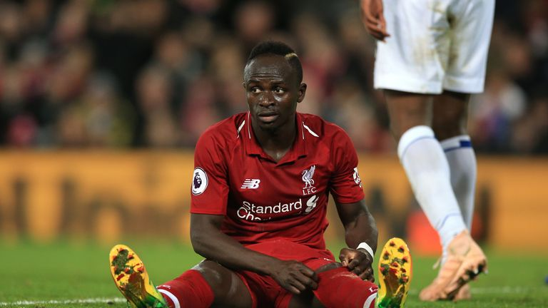 Liverpool must wait on Sadio Mane and Andy Robertson fitness | Football News |