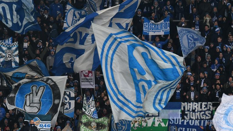 It has been a disappointing season for the Schalke faithful