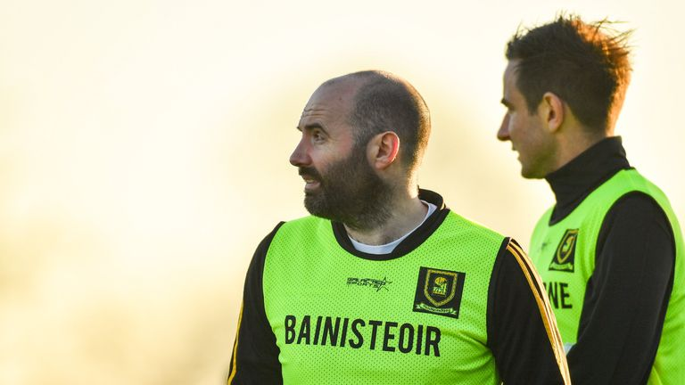 Shane Ronayne and Mourneabbey are out to end a run of three final defeats in the last four years