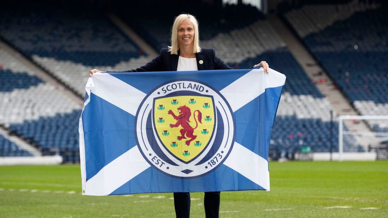 Scotland head coach Shelley Kerr is glad they avoided USA in the Women's World Cup draw