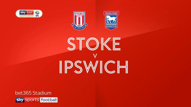 Stoke v Ipswich