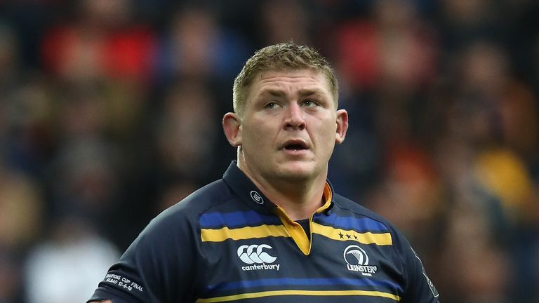 Tadhg Furlong won the European Champions Cup with Leinster last season