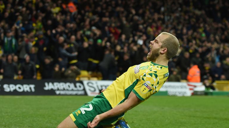 Championship round-up: Last-gasp Norwich stay top | Football News |