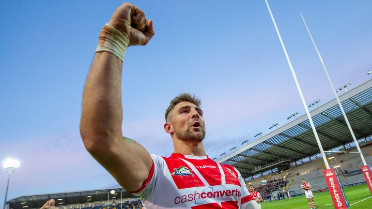 Tom Makinson commits to St Helens after declining NRL offers | Rugby League News |