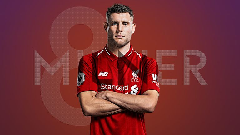 James Milner is eighth in our Premier League countdown
