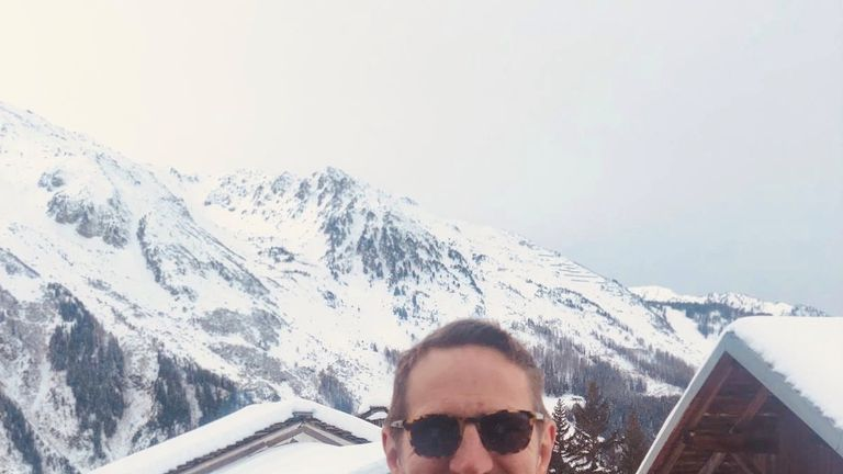 Will Greenwood joined on the phone from the Alps this week