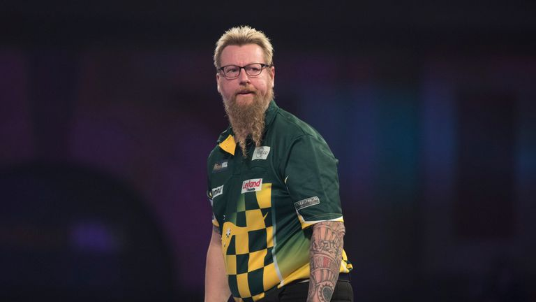 Whitlock has slipped outside the world's top 10 following a poor first half of the season