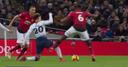 Ref Watch: Did Pogba escape red card?