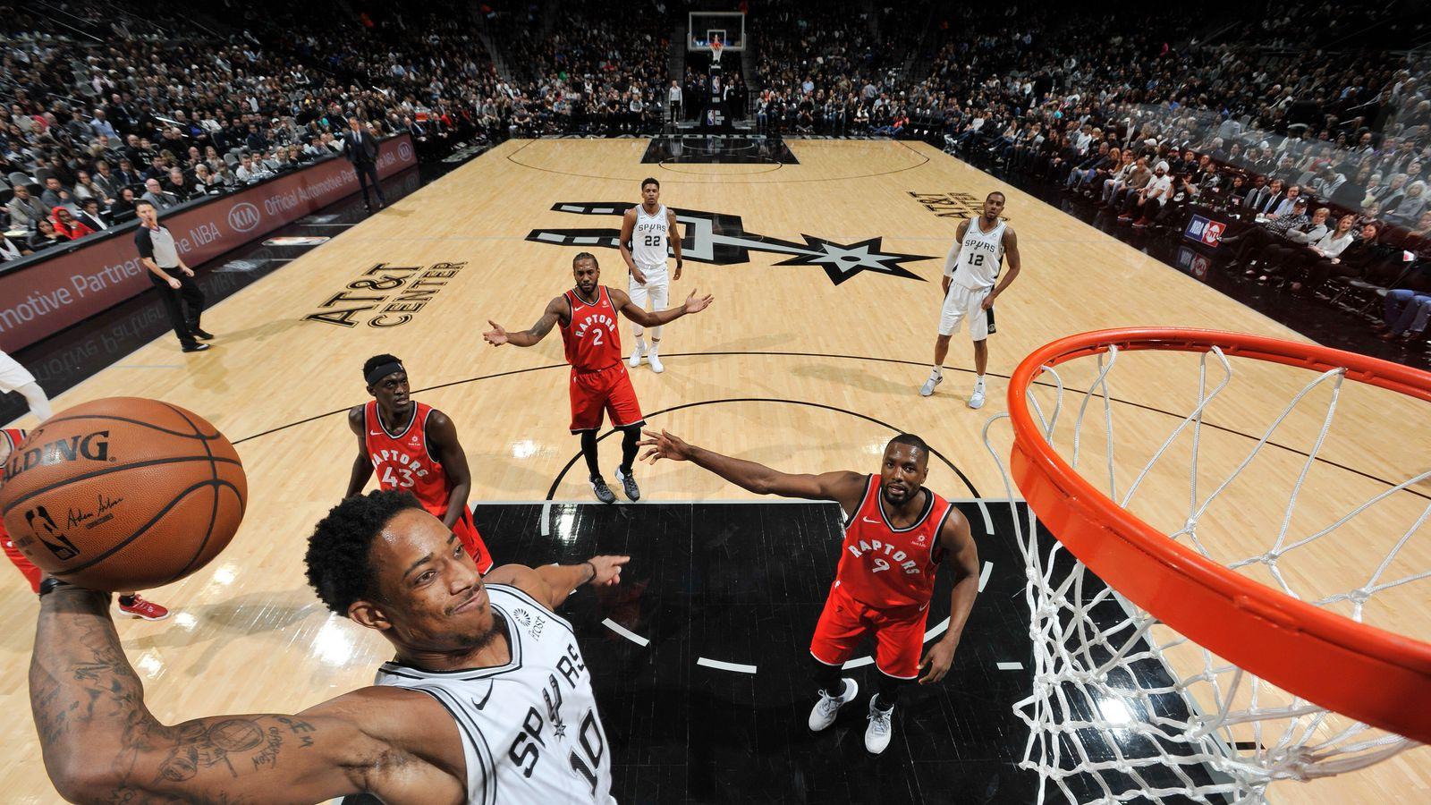 San Antonio Spurs Look To Regain Consistency As They Visit