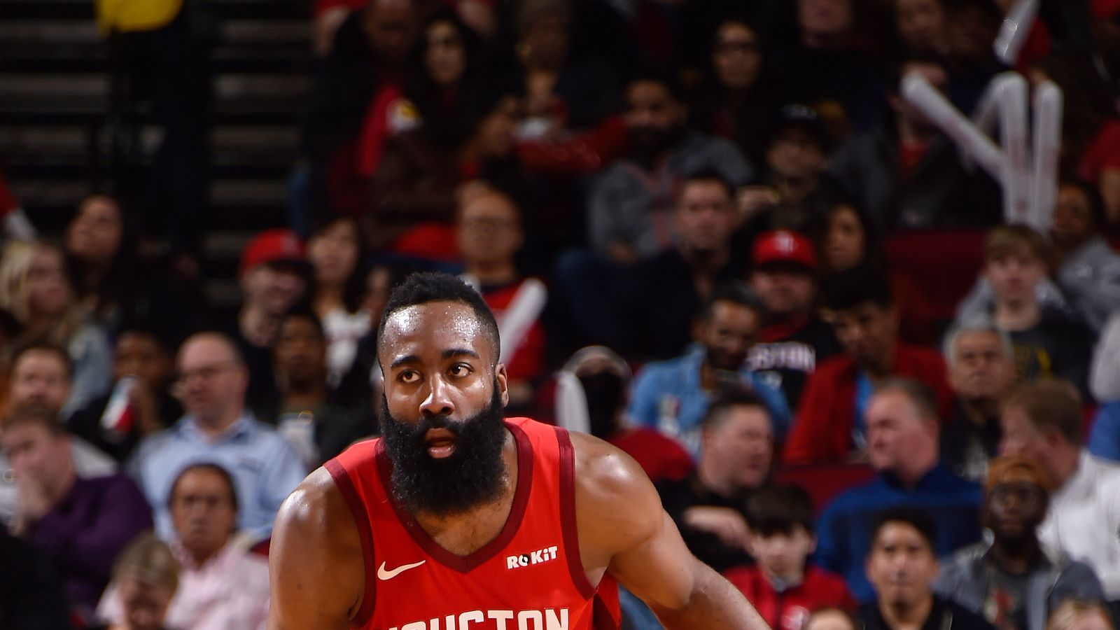 234c511aa27e James Harden extends streak of consecutive 30-point games to 22 as Houston  Rockets win