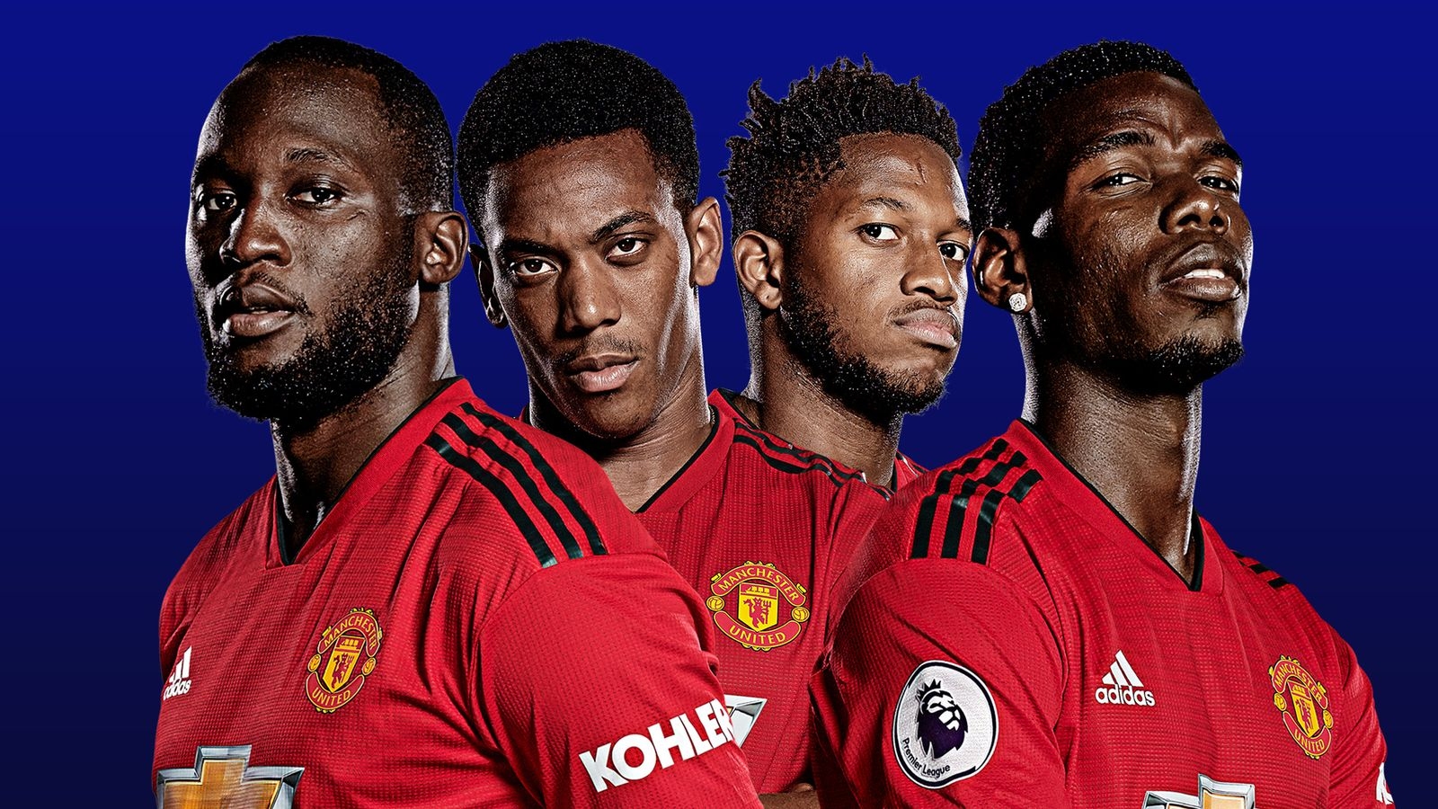 Manchester United squad tops Premier League for transfer ...