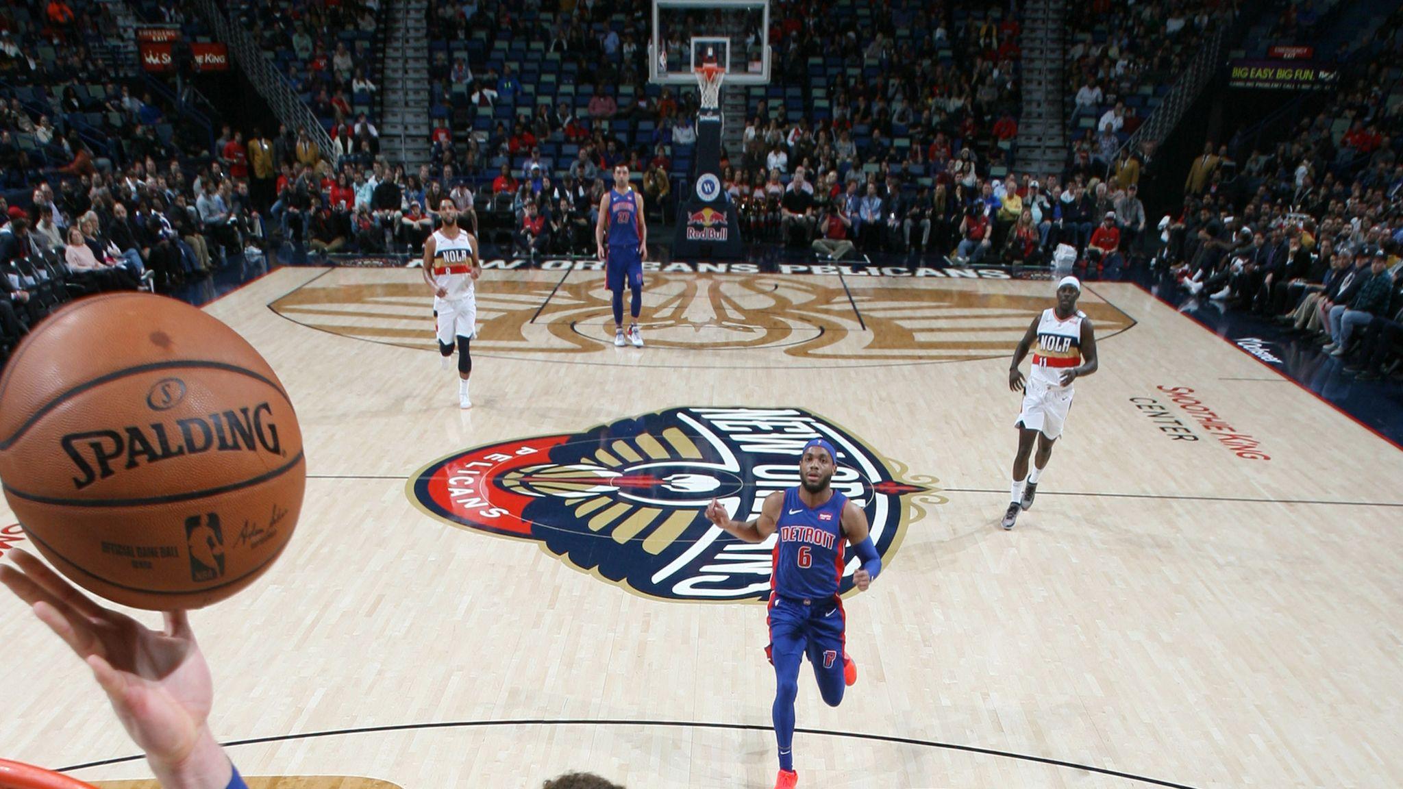 Detroit Pistons add veteran depth in bid for sustained playoff push