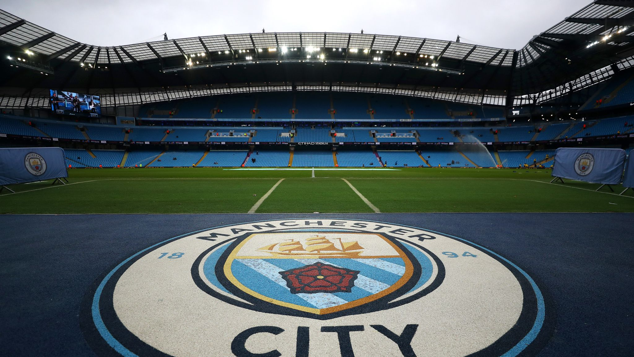 Manchester City apologise to Chelsea for playing Madness