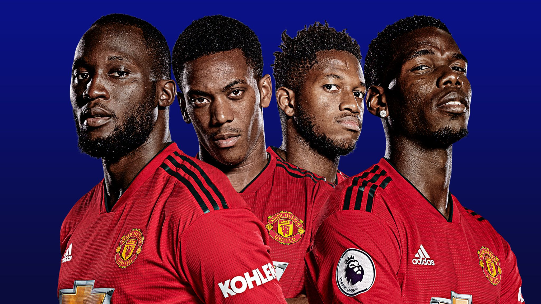 Manchester United Squad Tops Premier League For Transfer Cost Per Point Football News Sky Sports