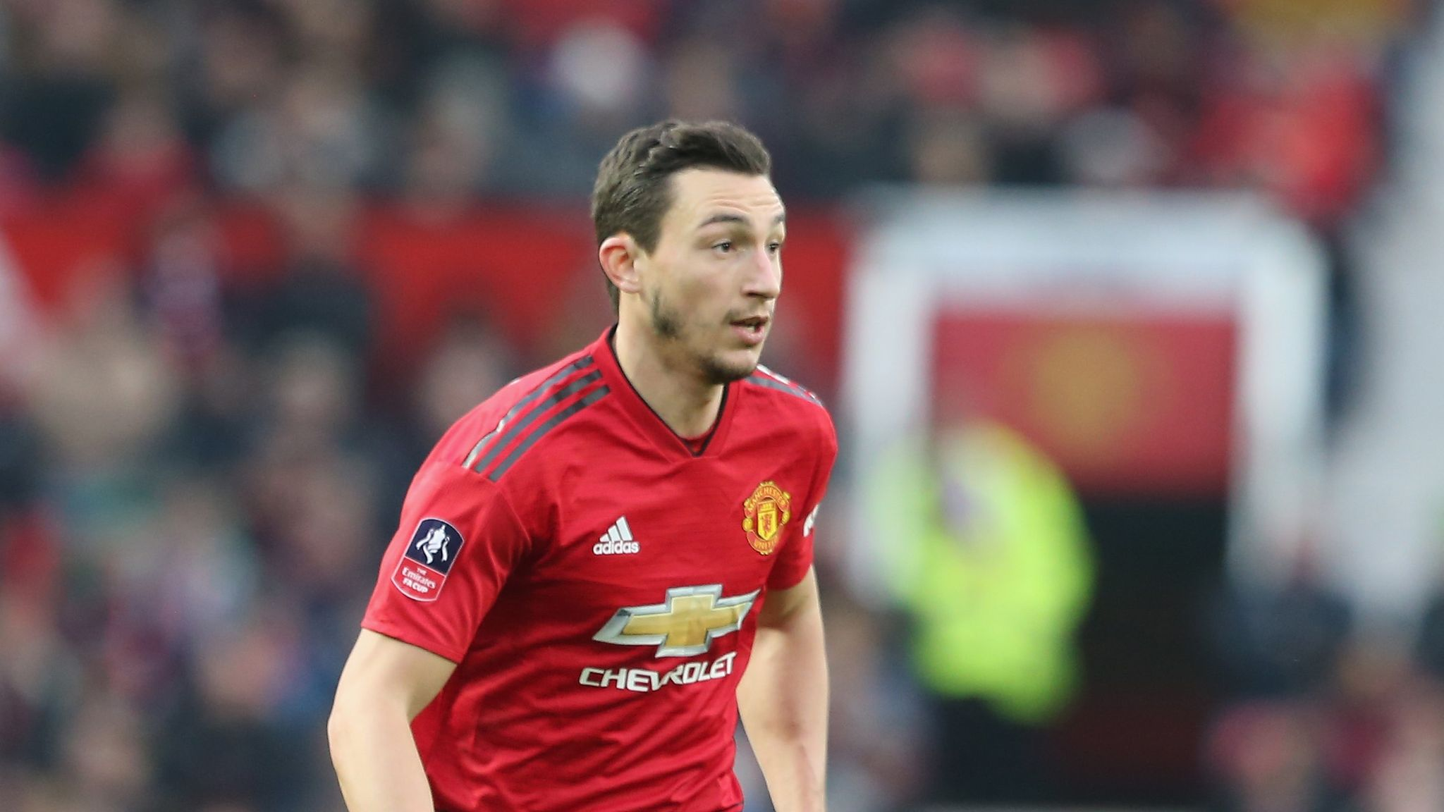 Matteo Darmian: Parma agree deal with Manchester United for defender |  Football News | Sky Sports