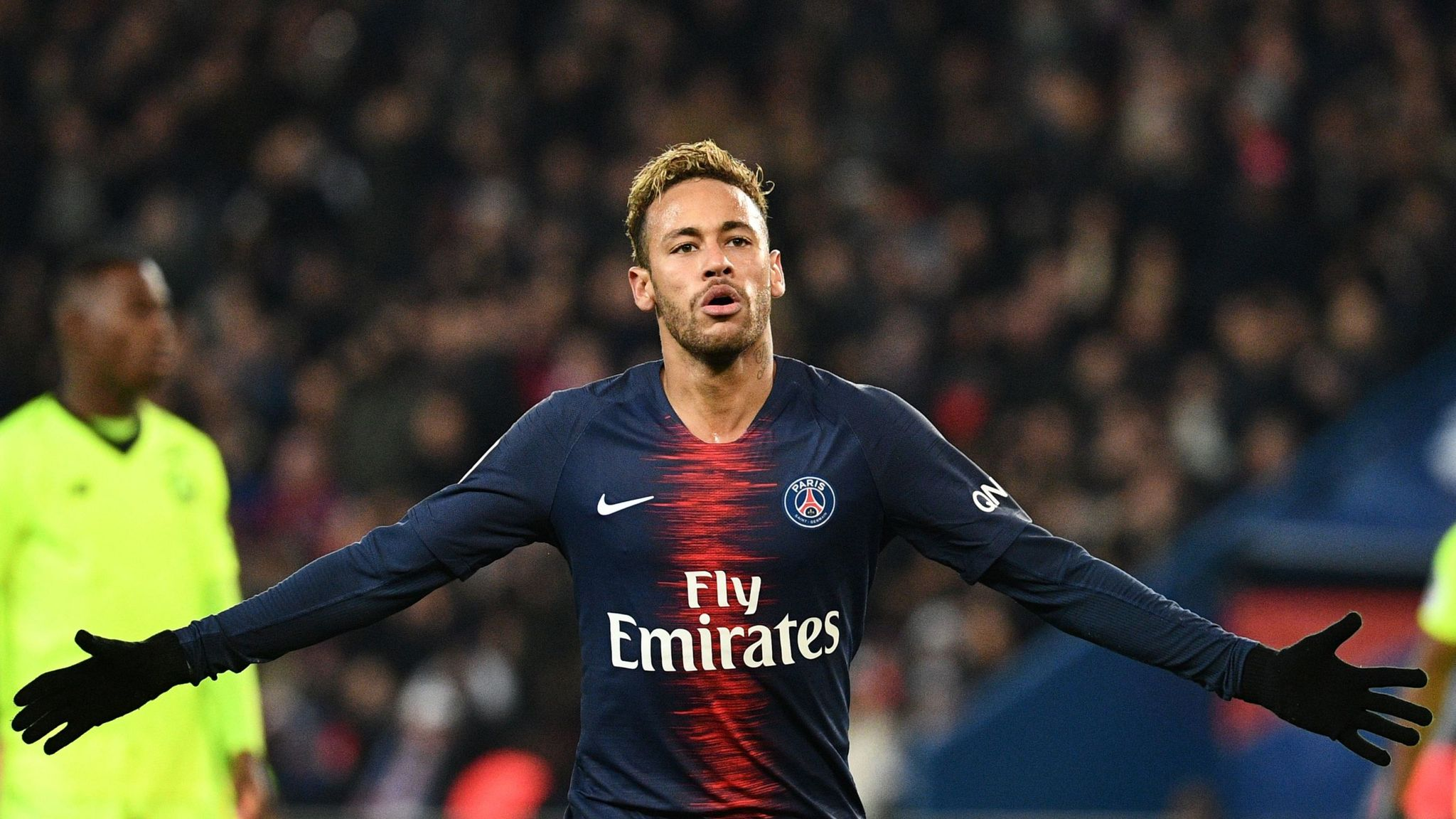 What S Gone Wrong For Neymar At Paris St Germain Football News Sky Sports