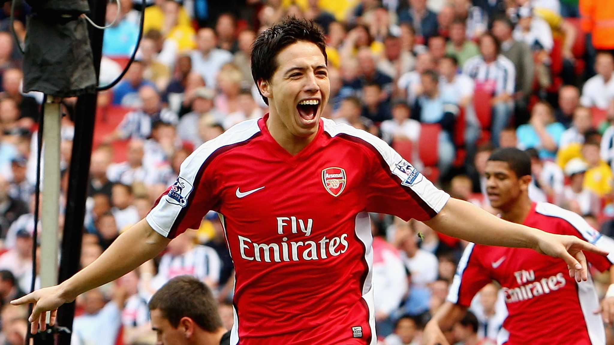 West Ham's Samir Nasri opens up about life away from football and ...
