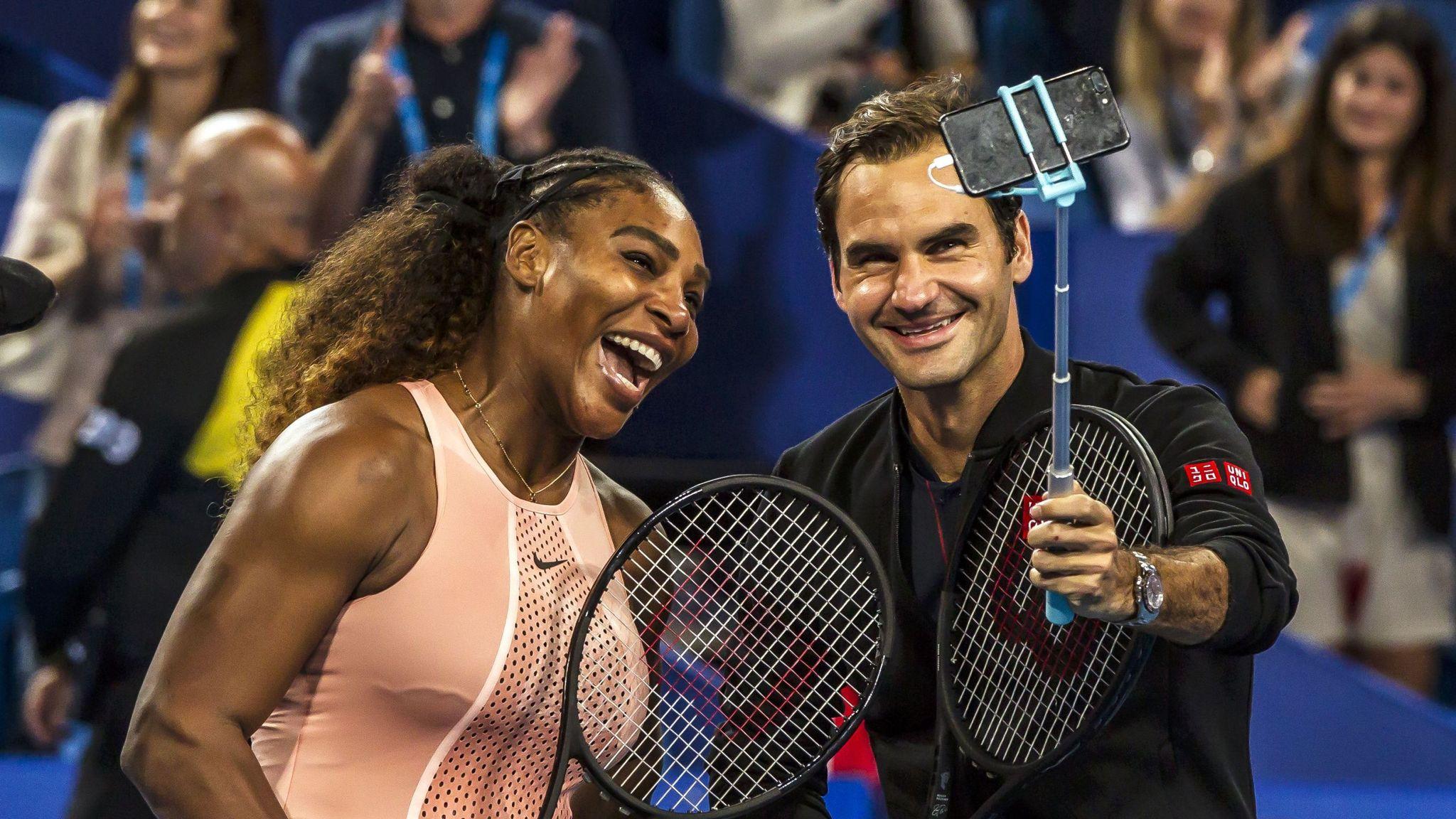 Roger Federer And Serena Williams Losing Precious Time Due To Coronavirus Pandemic Says Martina Navratilova Tennis News Sky Sports