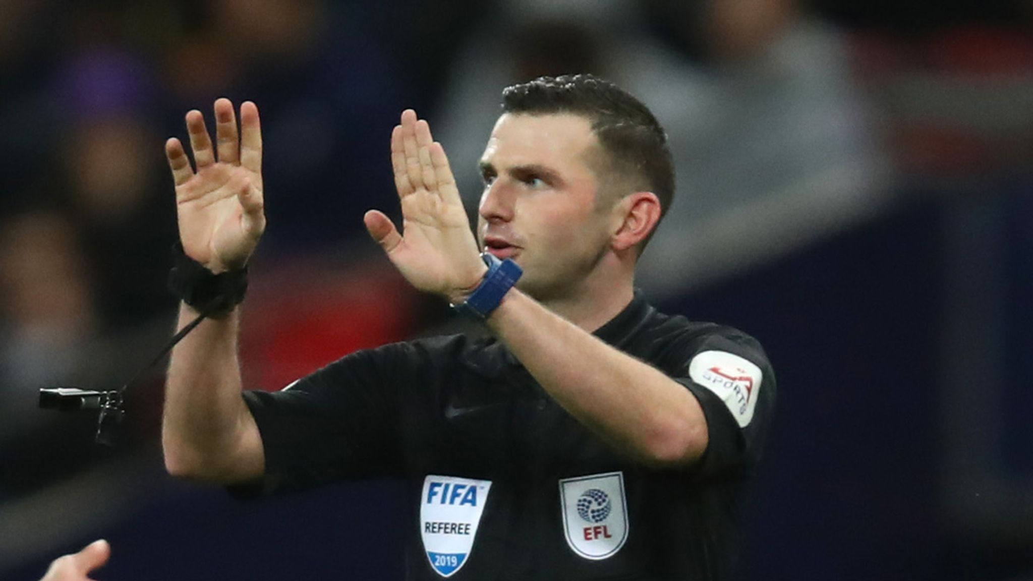 EFL rules out using VAR in Championship play-off final